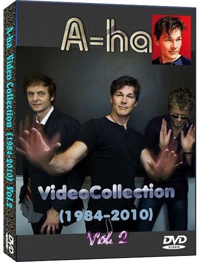 A-HA — Video Collection (1984-2010) 2 х DVD5