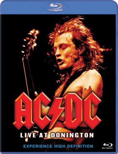 AC/DC — Live at Donington (1992) FullHDRip