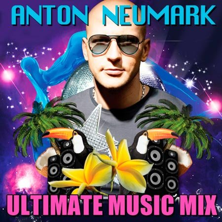 Anton Neumark - Ultimate Music Mix 199 (Live in Omsk) (2012)