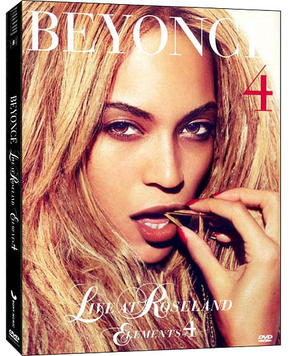 Beyonce — Live at Roseland (2011) HDTV
