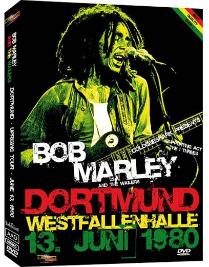 Bob Marley & The Wailers — Dortmund — Uprising Tour (2010) DVD9