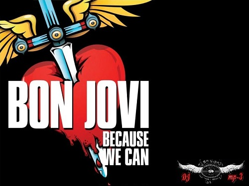 Bon Jovi - Because We Can (2013/HD)