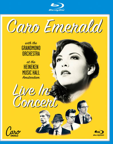 Caro Emerald: At the Heineken Music Hall, Amsterdam (2010) REMUX