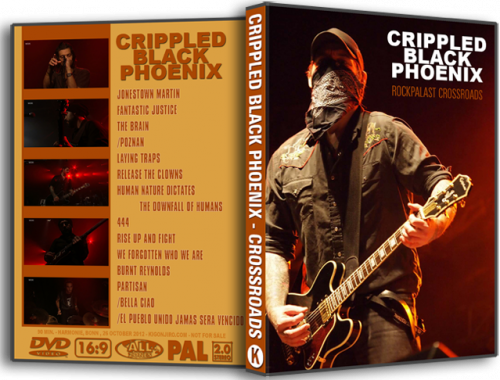 Crippled Black Phoenix - Live at Crossroads Festival (2012) HDTVRip