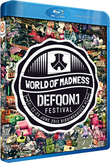 Defqon.1: World of Madness (2012)