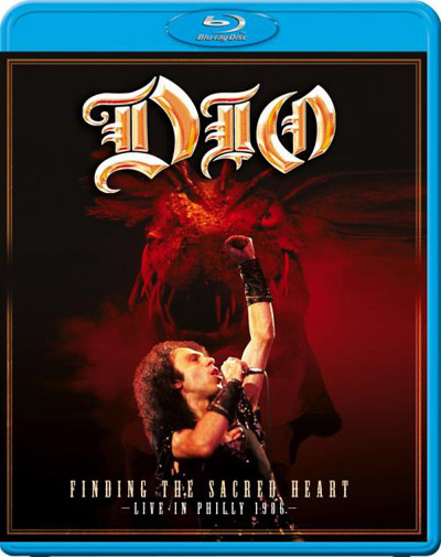 Dio: Finding the Sacred Heart, Live in Philly (1986) FullHDRip