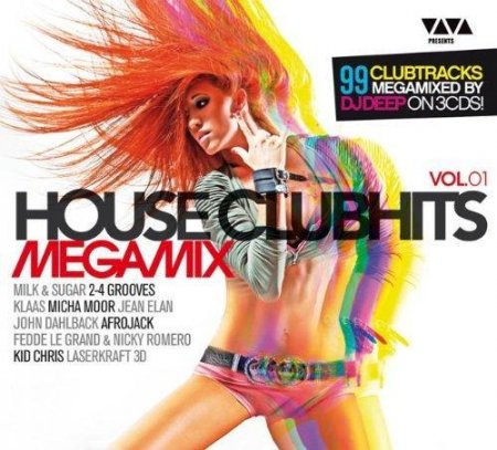 House Club Hits Megamix Vol.1 (2013)