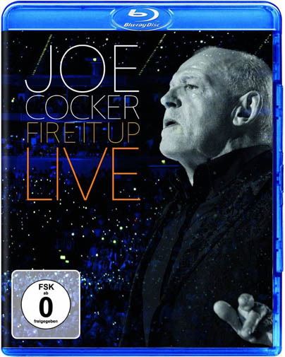 Joe Cocker — Fire it Up Live (2013) BDRip