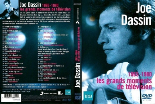 Joe Dassin-Les Grands Collection 1965-1980: Box Set (2000 - 2010) DVD5+2 x DVD9