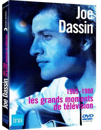Joe Dassin — Les Grands Moments De Television (1965-1980) (2010) DVD9