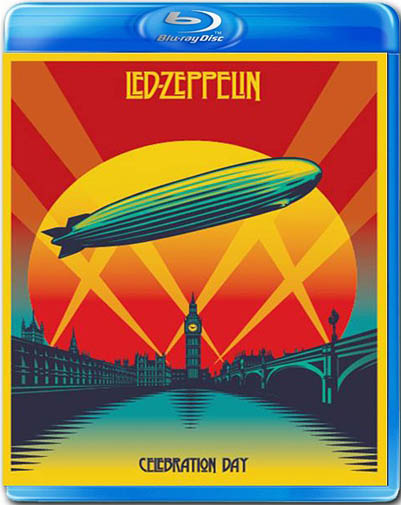 Led Zeppelin — Celebration Day — Live at O2 Arena 2007 (2012) FullHDRip