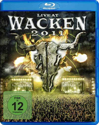 Live At Wacken Open Air (2011) BDRip