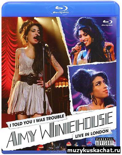 Скачать: Amy Winehouse – I Told You I Was Trouble – Live In London (2007) BDRip бесплатно