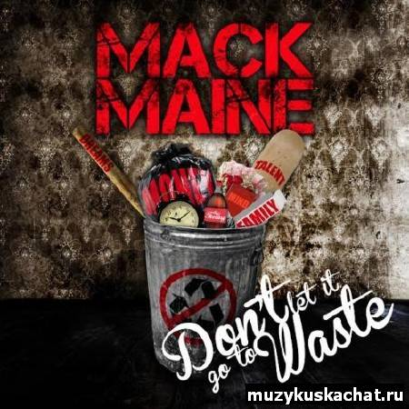 Скачать: Mack Maine - Don't let it go to Waste (2012) бесплатно