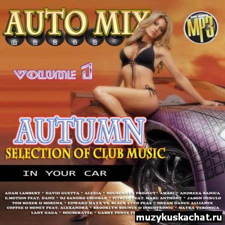 Скачать: VA - Auto Mix vol. 1 (2011) бесплатно