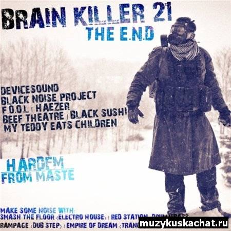 Скачать: VA-Brain Killer 21 The E.N.D бесплатно