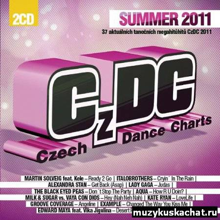 Скачать: VA-Czech Dance Charts - Summer 2011 бесплатно