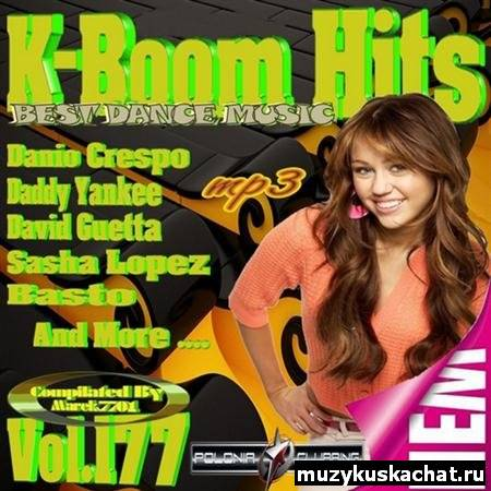 Скачать: VA - K-Boom Hits Vol. 177 (2011) бесплатно