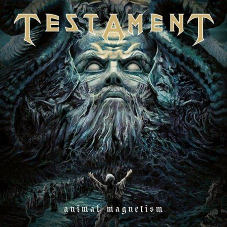 Testament - Animal Magnetism (2013) [Single]