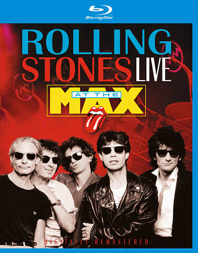 The Rolling Stones: Live At The Max (1991) BDRip