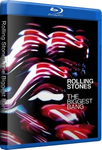 The Rolling Stones — The Biggest Bang (2007) BDRip