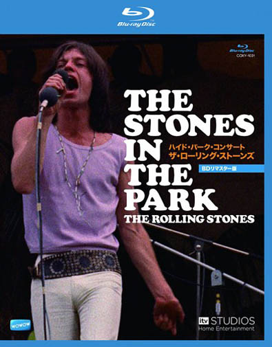 The Rolling Stones: The Stones In The Park 1969 (2011/HD) REMUX