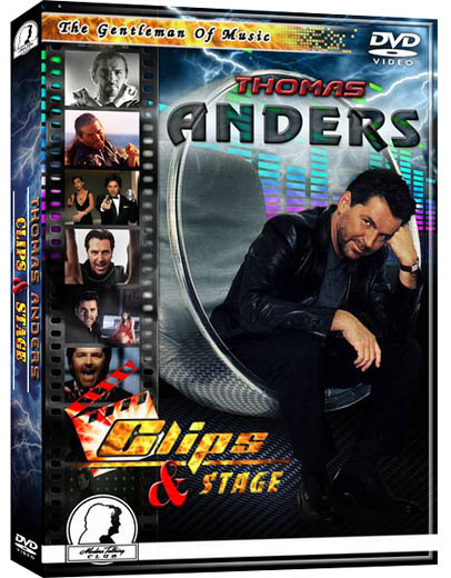 Thomas Anders Clips and Stage (2012) DVD5