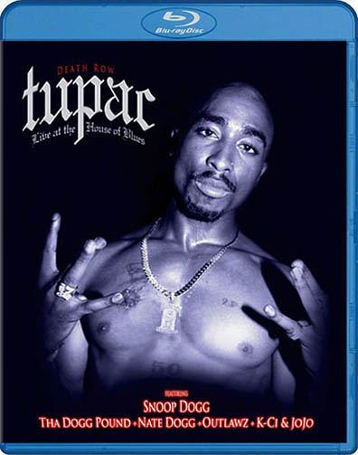 Tupac: Live at the House of Blues (1996) BDRip