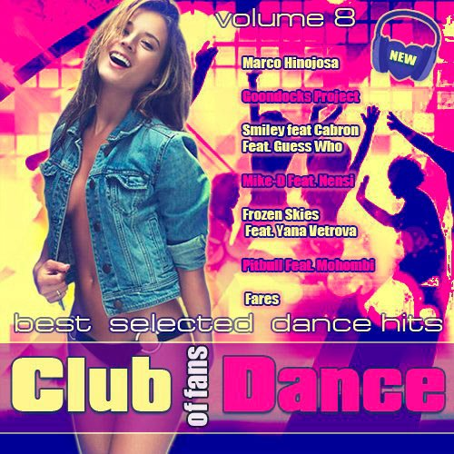 VA-Club of fans Dance Vol 8 (2013)