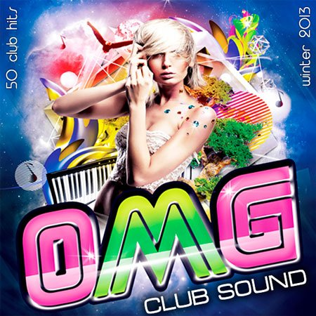 VA-Club Sound OMG (2013)