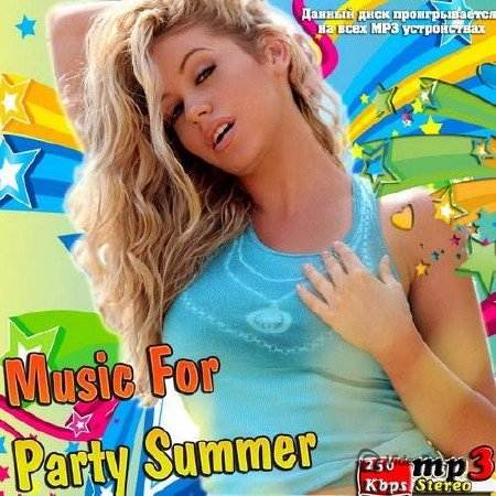 VA-Music For Party Summer (2013)