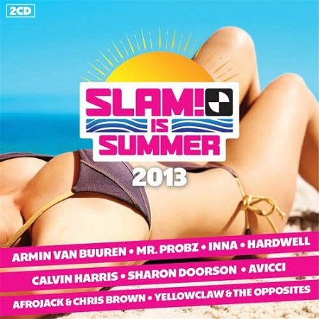 VA-Slam Is Summer 2013 (2013)