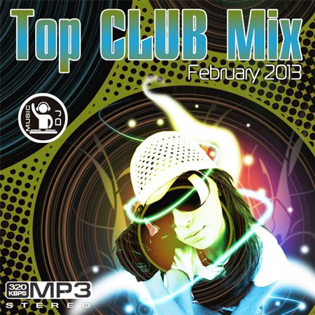 VA-Top Club Mix February (2013)