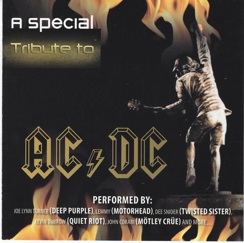 a special tribute to ac/dc