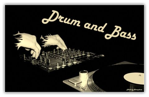 drum and bass boom