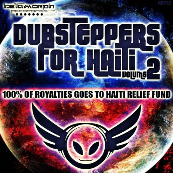 dubsteppers for haiti