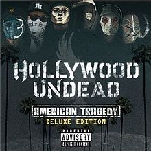 hollywood undead american tragedy