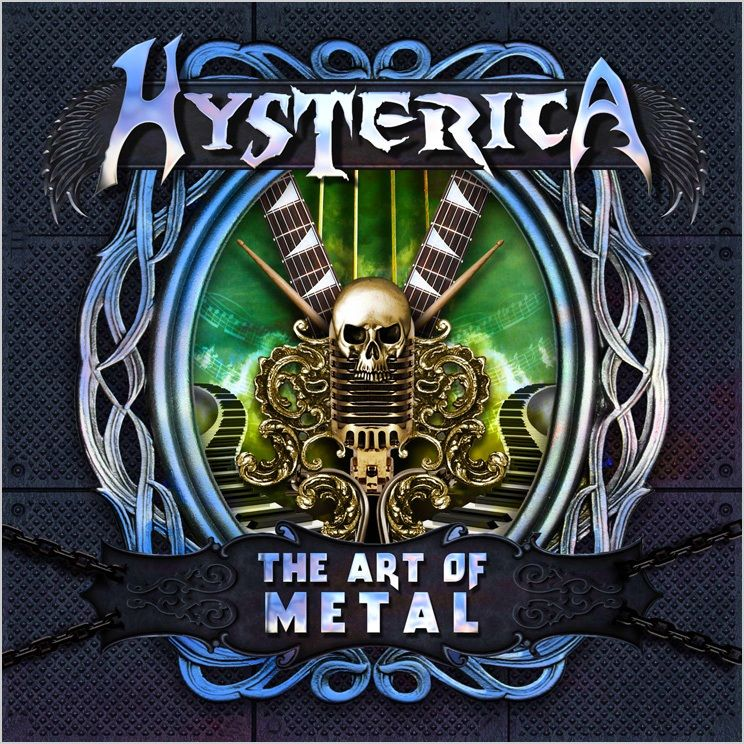 hysterica the art of metal