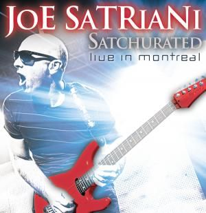 joe satriani satchurated