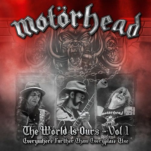 motorhead the world is ours