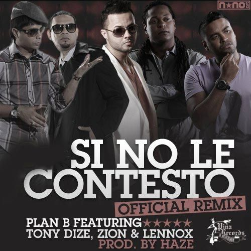 plan b feat tony dize
