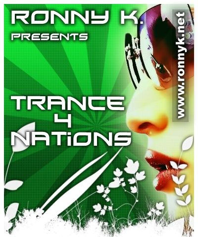ronny k trance4nations