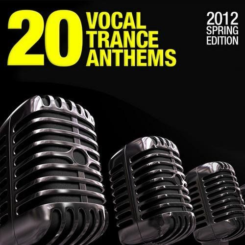 vocal trance anthems 2012